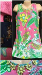 Just...Taylor Pink Floral Dress_image